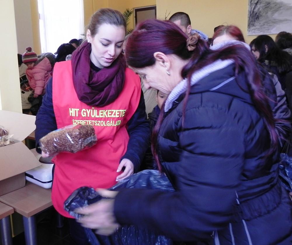 Hit Gyülekezete Szeretetszolgálata Pécs