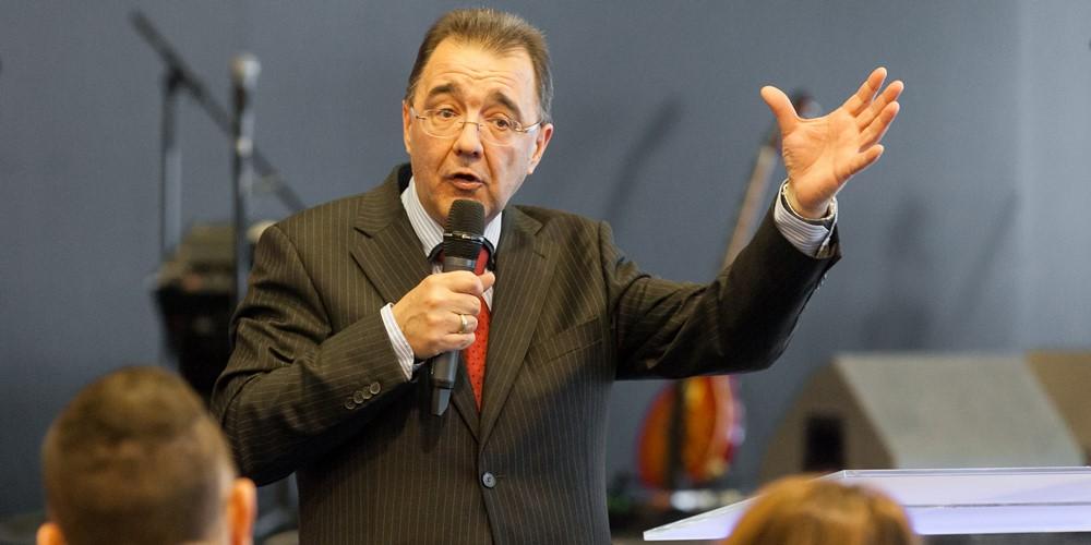 Hitből való gyógyulás - Dr. Mészáros István vendégszolgálata