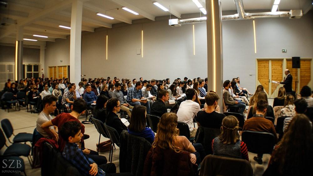 Dr. Hack Péter: A szellemi harc – Regionális ifjúsági alkalom
