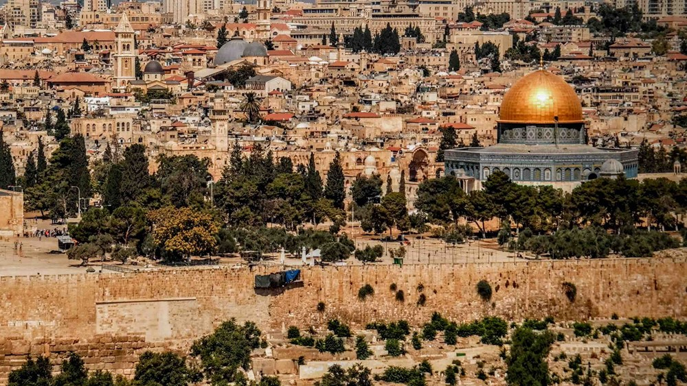 Kié Jeruzsálem? - Dr. Grüll Tibor előadása Pécsett