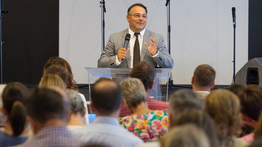 Nagyon becsüljük meg Isten áldását! - Szabó Balázs vendégszolgálata