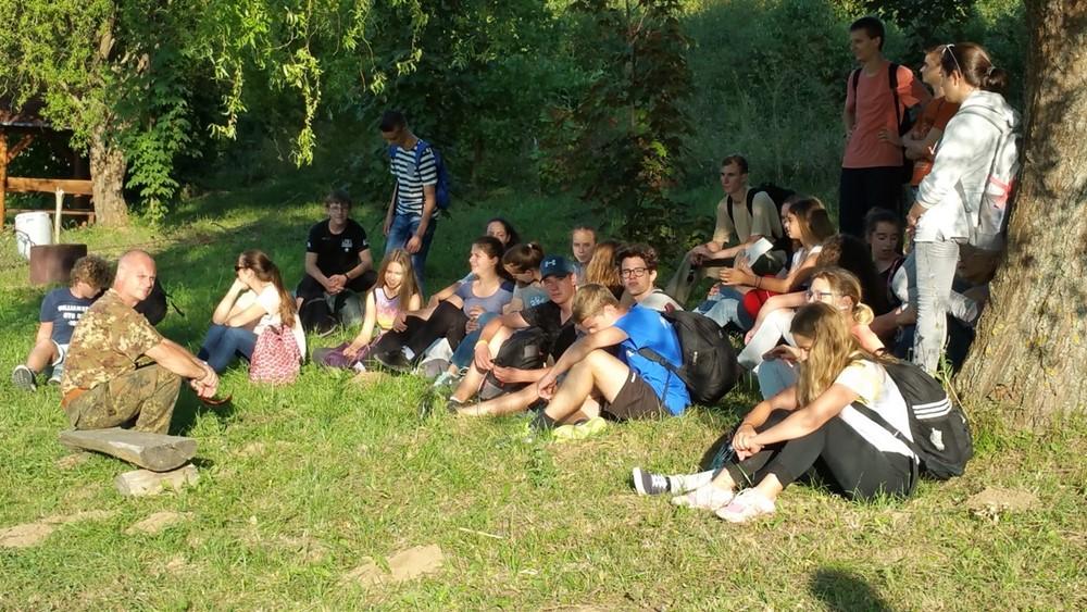 Irány Orfű! – Az utolsó nyári ifi-nap beszámolója