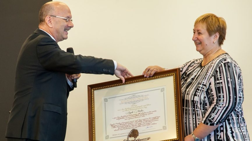 Agyaki Mónika 30 éve az Úr szolgálatban