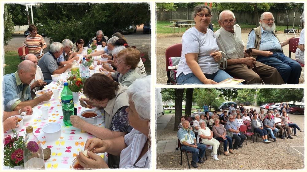 Ilyen volt az első nyugdíjas piknik