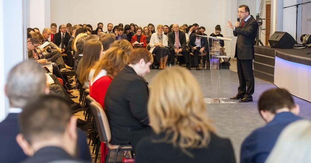 Sorsformáló erő a beszédünk - Dr. Mészáros István vendégszolgálata