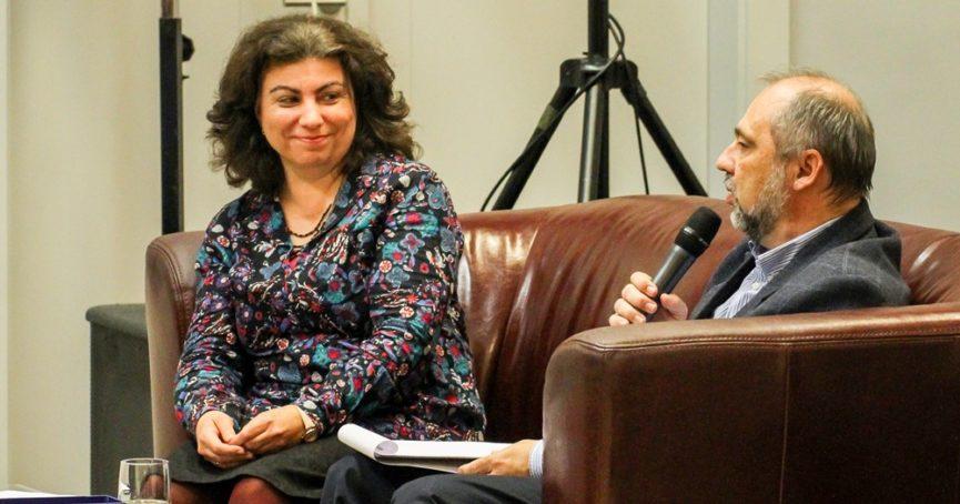 Ifjúsági fórum Patócs Tiborral és feleségével, Andreával