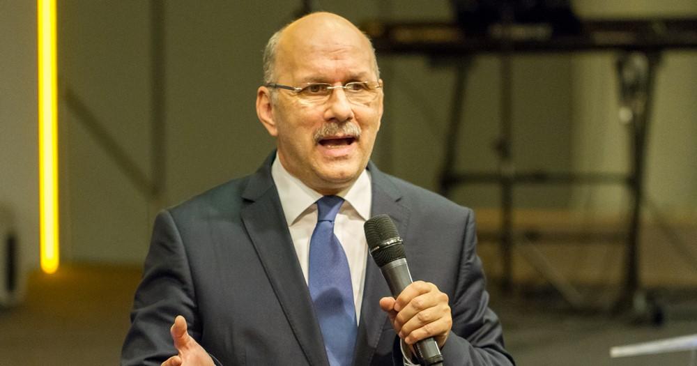 Az lesz áldott ember, aki szövetséget köt Istennel - Dr. Hack Péter