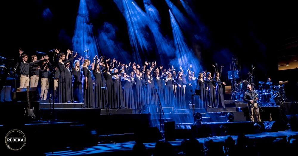Újabb sikeres koncerten vett részt a Wing Singers Gospel Choir
