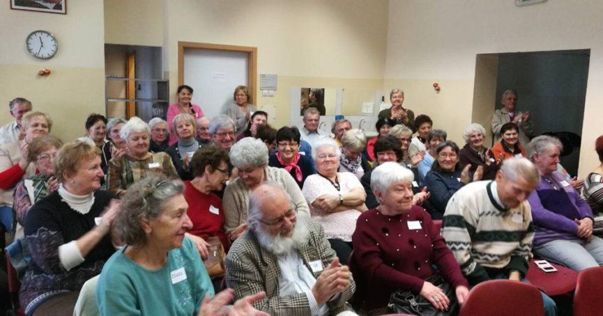 Évzáró nyugdíjas party – tele meglepetéssel