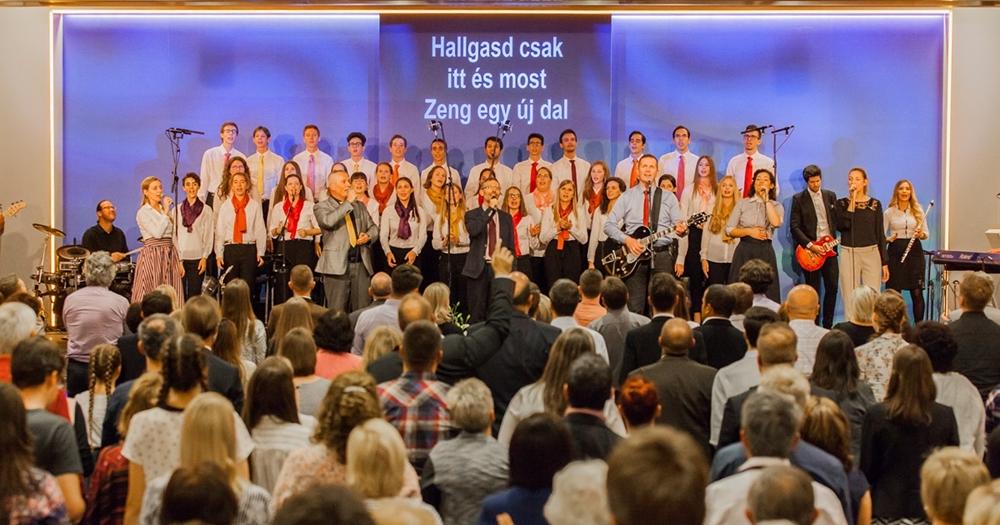 Vidám Vasárnap Dicséretek - 2017. október 22. Pécs