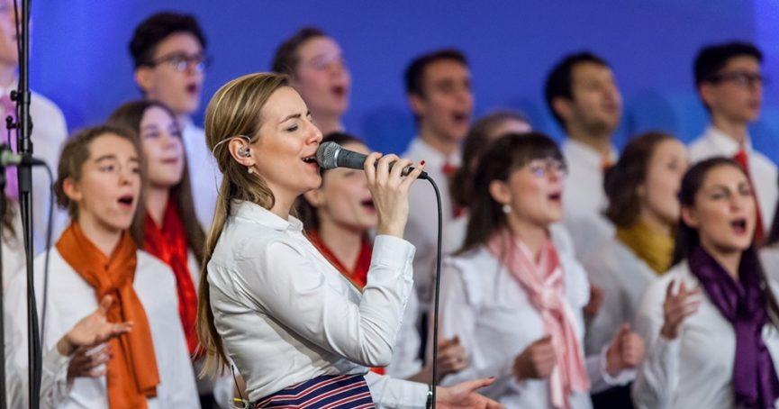 Vidám Vasárnap Dicséretek - 2017. október 29. Pécs