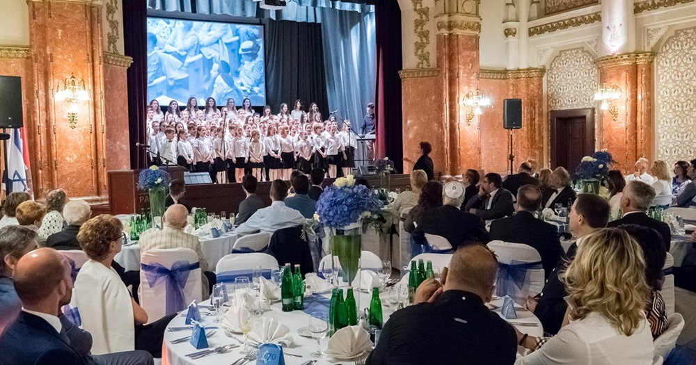 70 éves a modern Izrael, Pécsett ünnepeltek