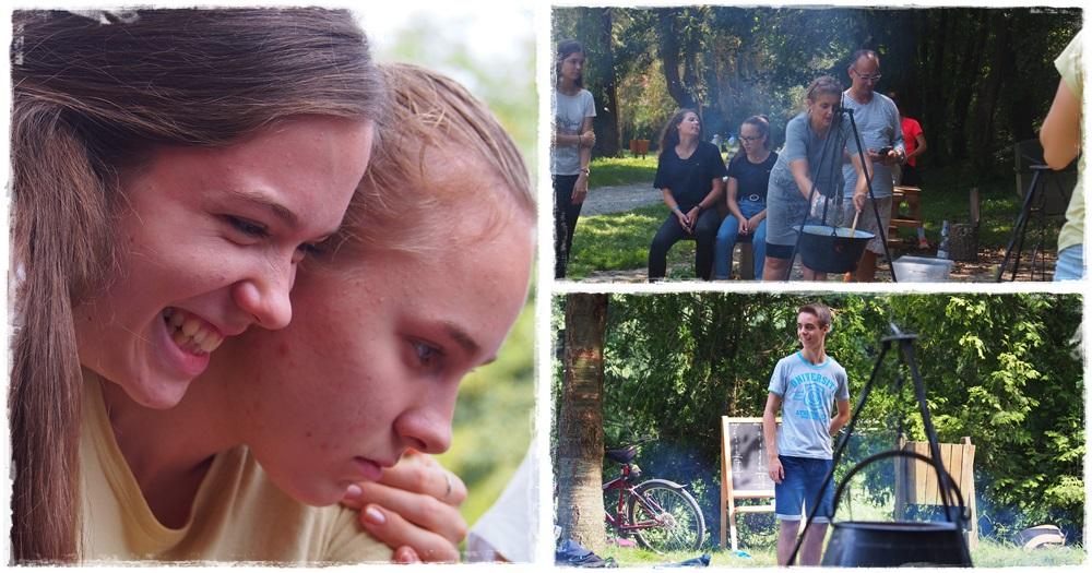 Nagysikerű ifjúsági piknik a Kökényi-tónál