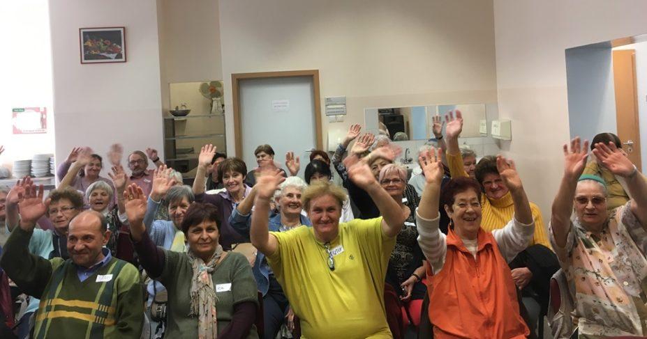 Újra együtt - Őszi nyugdíjas találkozó