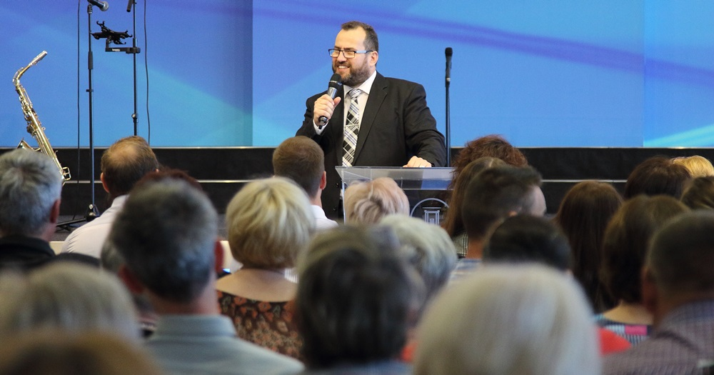 Közel van az Úr azokhoz, akik hűséggel hívják őt - Nagy József vendégszolgálata