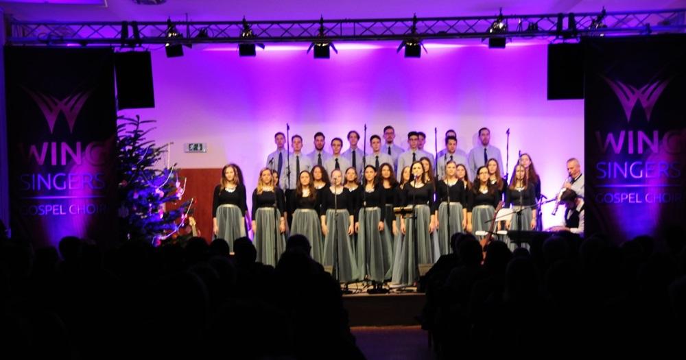 Ormánsági Karácsony a Wing Singers Gospel Kórussal