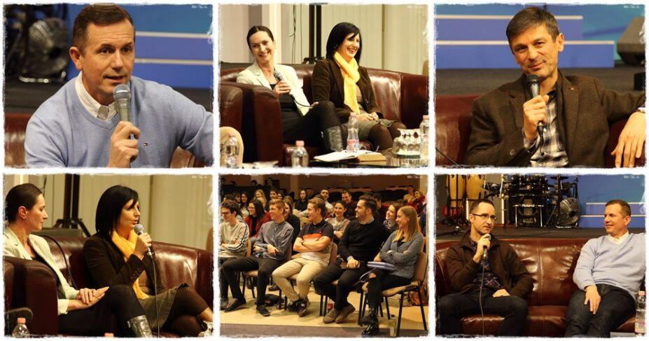 Pályaorientációs este a pécsi Hit gyülekezetben