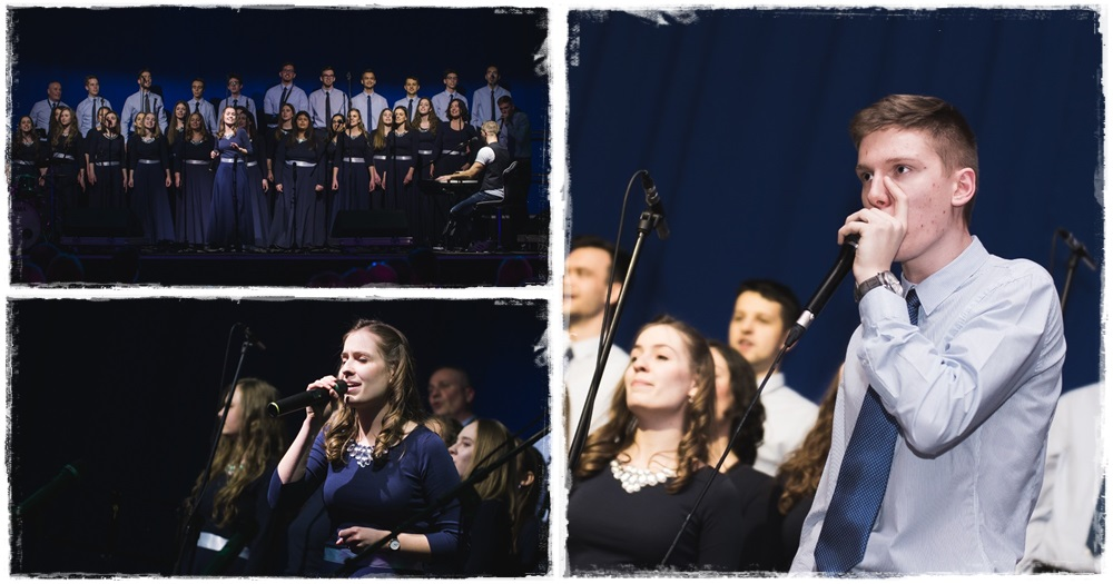 A 10. Babits Bál és a Wing Singers