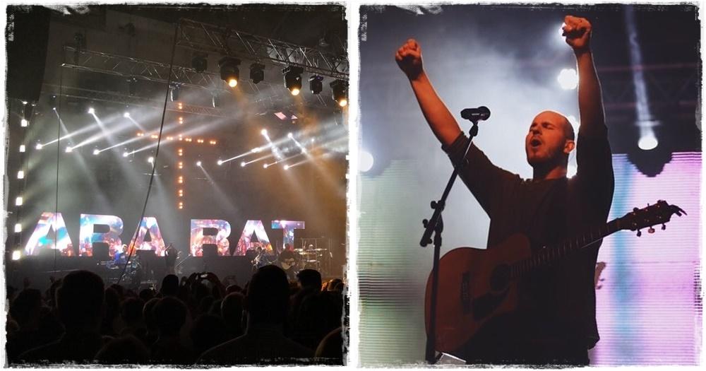 Koncerten a pécsi fiatalok | Ararat Worship Collective