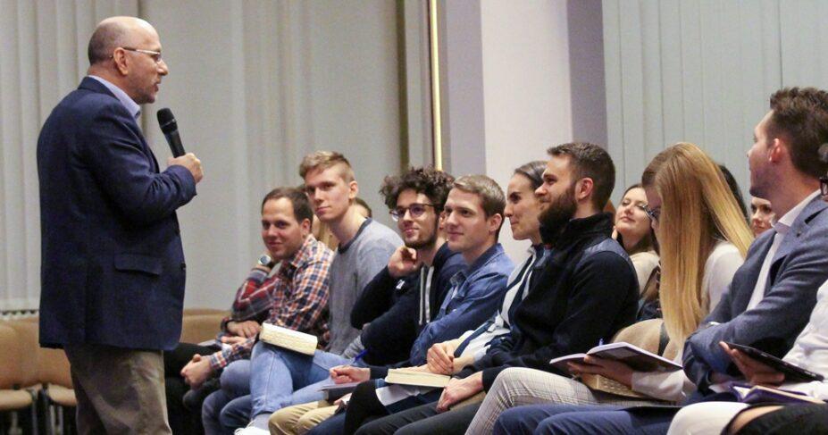 Dr. Hack Péter: Az élet Szent Szellemmel és anélkül | Regionális ifjúsági alkalom