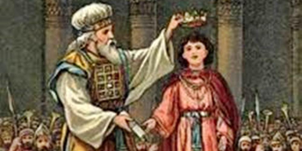 Jojada (Jehoiada - יְהוֹיָדָע- az Úr tudja) főpap öröksége