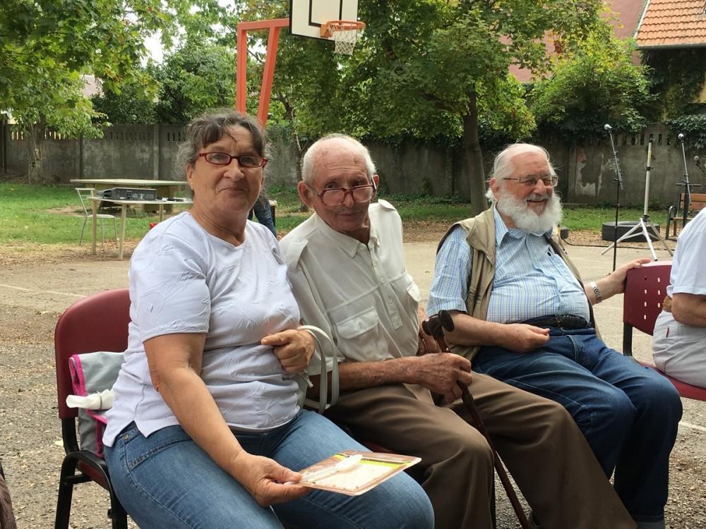 Nyugdíjas piknik