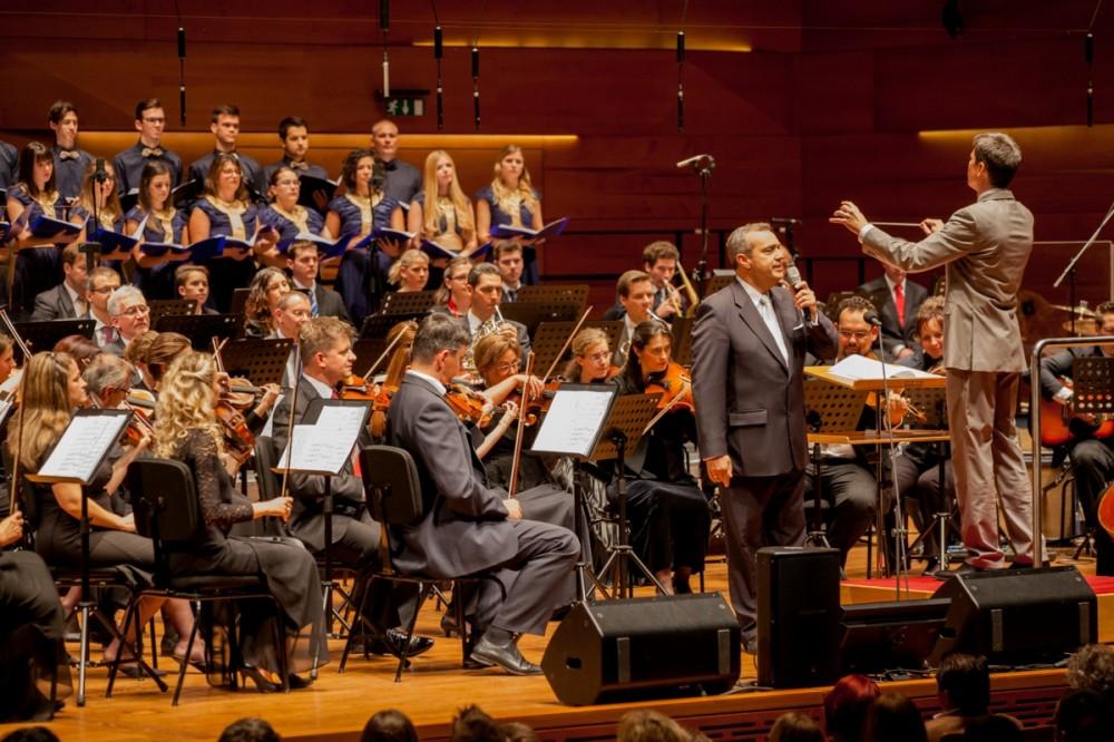 Vidám Szimfonikusok koncert - 2016