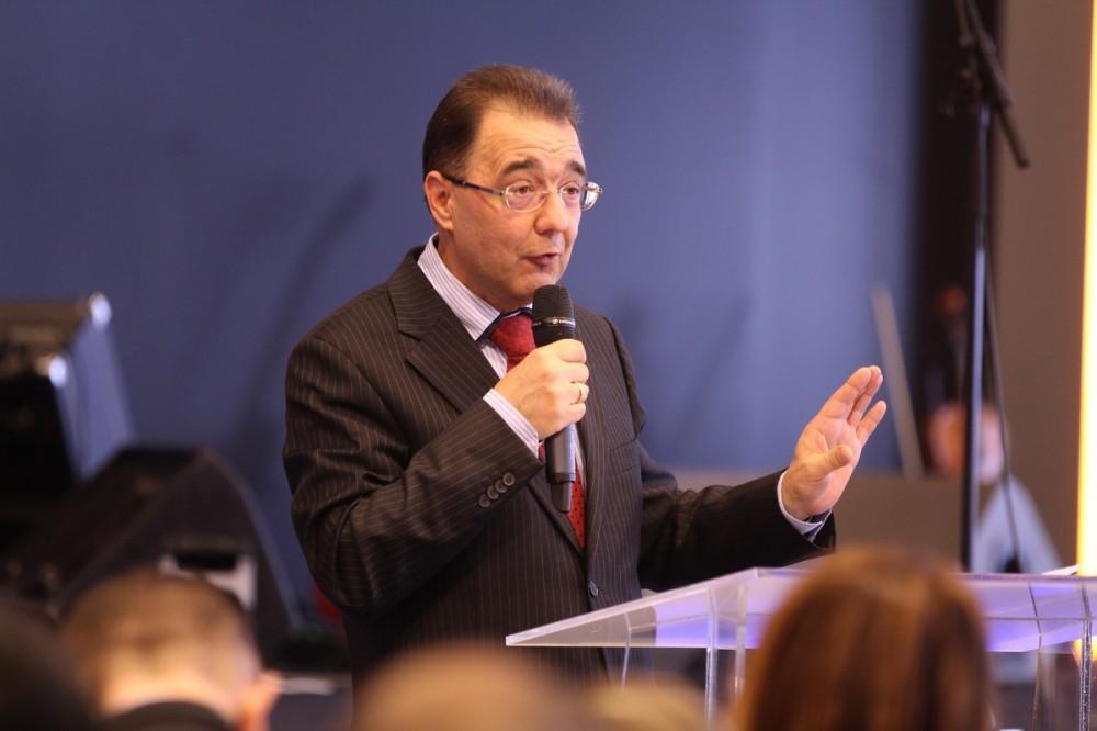 Dr. Mészáros István vendégszolgálata Pécsett - 2017