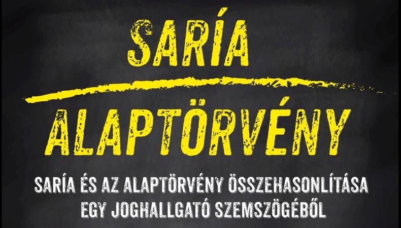 Saría kontra alaptörvény - Szabó András előadás