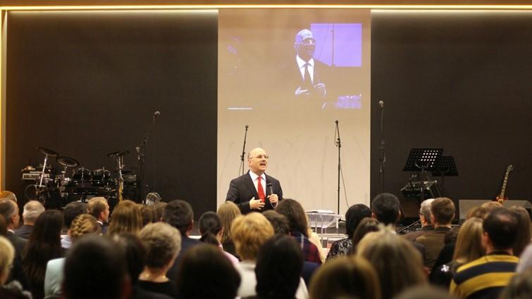 Térjetek meg, mert elközelített Istennek országa! - Istentisztelet