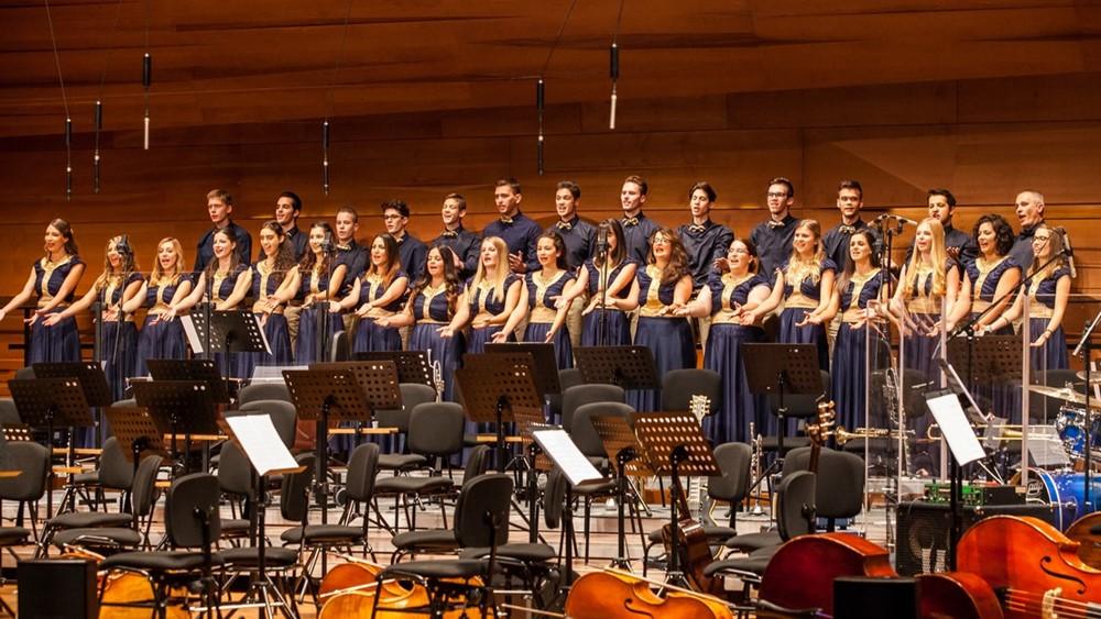 Horvátországban remekelt a Wing Singers