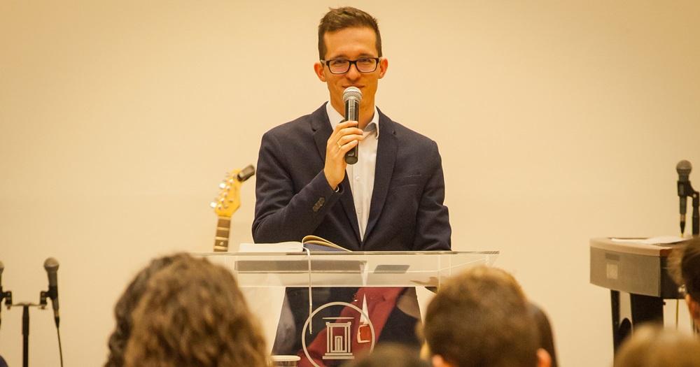 Üveges Bálint: Együttműködés Isten erejével - Regionális ifjúsági alkalom
