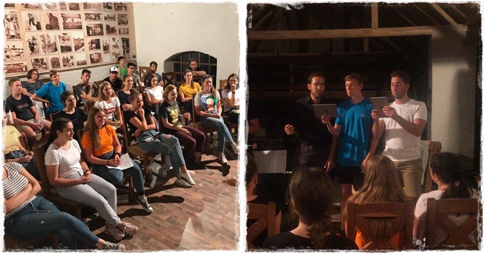A Wing Singers Gospel kórus nyári táborral köszöntötte az új tanévet